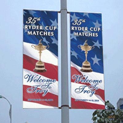 Lightpole Banners
