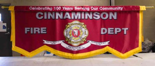Cinnaminson Parade Banner