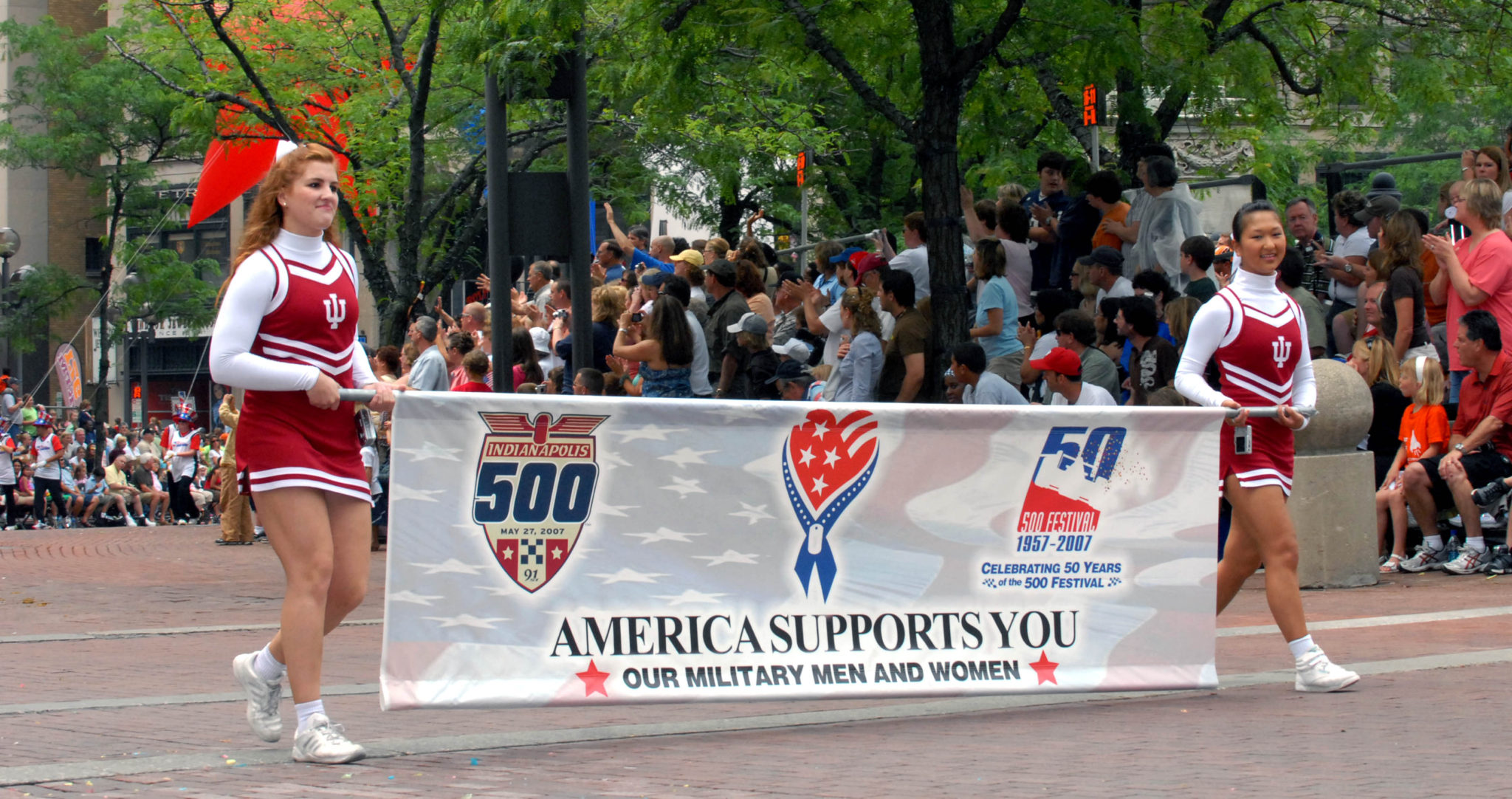 Parade Banners by Banner Sign Co.