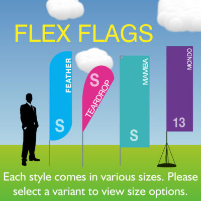 Flex Flag Variety