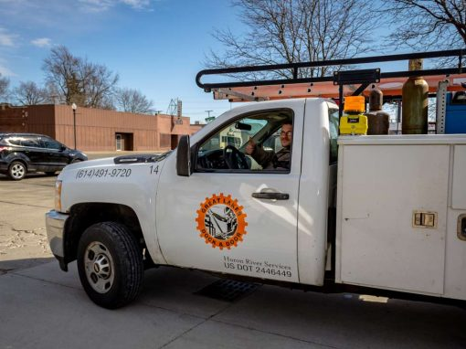 Corporate Vehicle Branding