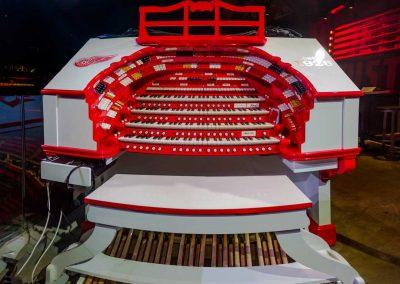 Custom DRW Themed Theater Organ at LCA