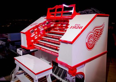 DRW Theater Organ at LCA